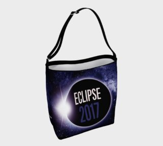 Eclipse 2017 tote bag preview