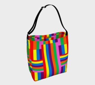 Colorful Rainbow Stripe Abstract preview