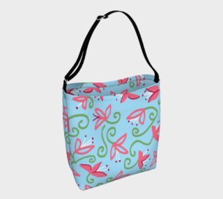 Pink Bloom Tote preview