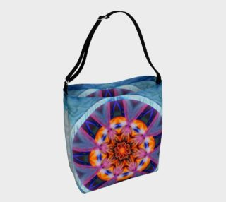 Eudaimonia Mandala Day Bag preview