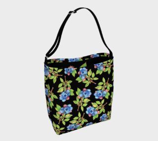 Blueberry Sprig Day Tote preview
