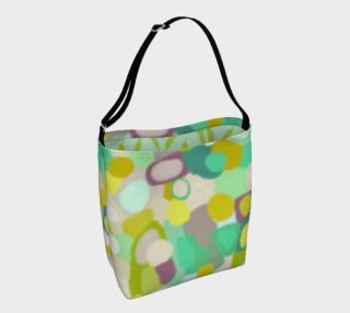 Waterlily Day Tote preview