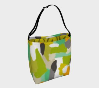 Patience of Wildthings Day Tote preview