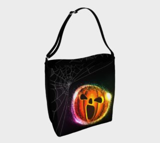 Halloween candy bag totoe preview