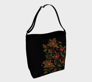 Metis Art Bags Native Beading Art Tote Bags preview