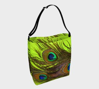 Peacock Tote preview