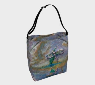Reflecting Dragonfly Tote preview