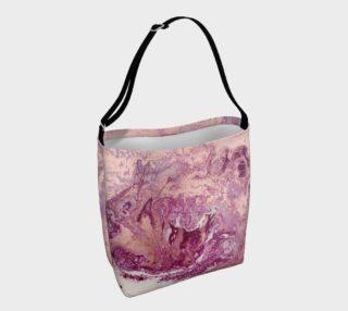 purple copper tote preview