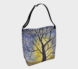 tree day tote preview