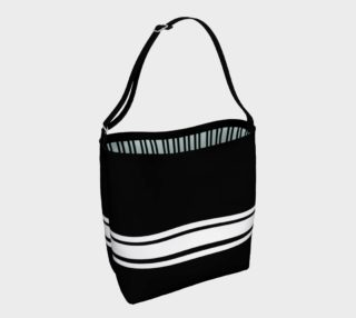 Josephina Sporty Tote (mint inside lining) preview