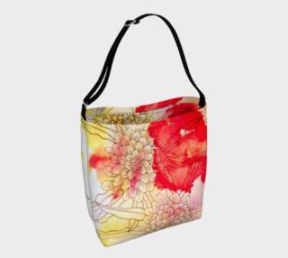 Fantasy  Flowers Bag preview