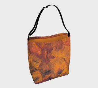 Sunset Flowers Day Tote preview