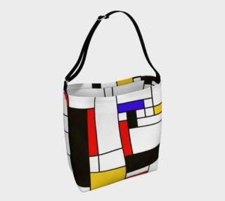 Aperçu de Mondrian Style Art