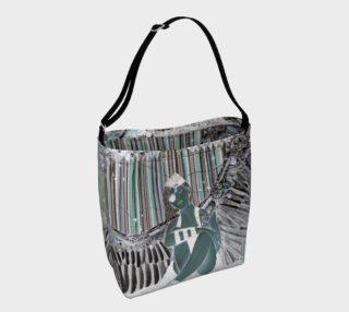 Aperçu de Inverted Clockwork Angel Tote Bag