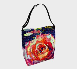 Jeweled Rose Day Tote preview