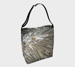 Aperçu de Clockwork Angel Wing Tote Bag
