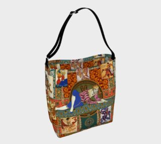 Aperçu de Ballets Russe Tapestry - Day Tote