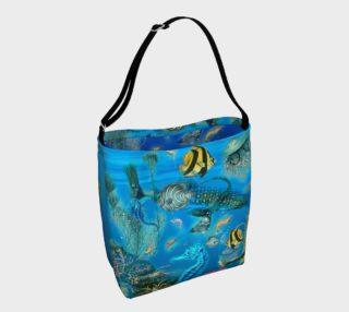 London Sea Life Bag preview