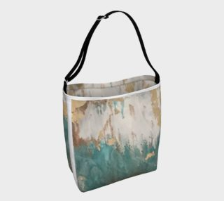 Gold leaf tote preview