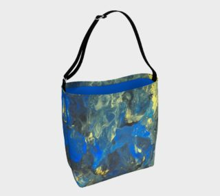 Flowers in the Sky Day Tote preview