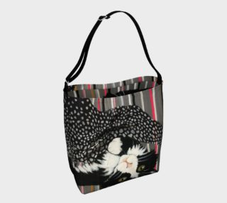 Aperçu de Playful Kitty Tote Bag