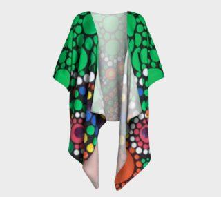 Heart Draped Kimono preview