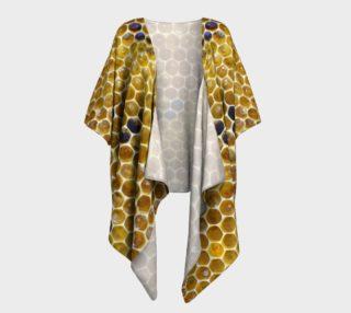 Honeycomb Kimono preview