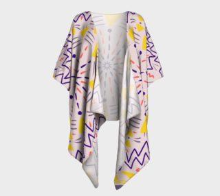 Sonia collection kimono preview