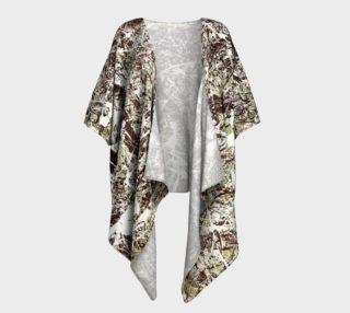 CR What Lies Within Draped Kimono preview