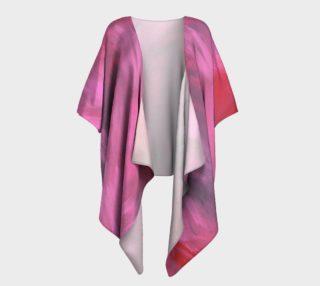 Rose Garden Draped Kimono preview