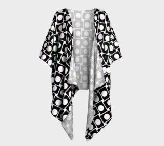 Aperçu de Mod Bod Draped Kimono