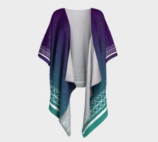 Aurora Kimono preview