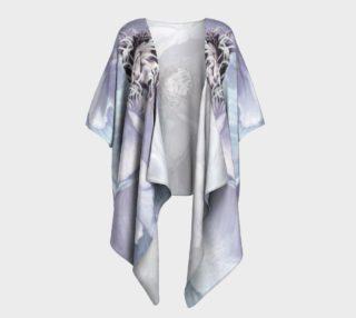 """Let There Be Light"" Draped Kimono preview"