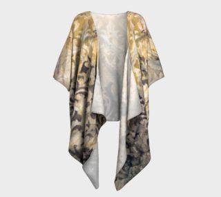 Aperçu de Gathering Natural Draped Kimono