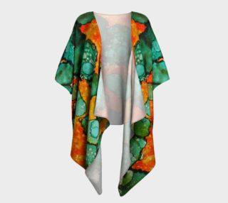 HoJo Flow Ink #10 Draped Kimono preview