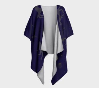 unicorn star- kimono preview