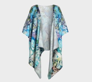 Butterfly Blu Ink #25 Draped Kimono preview