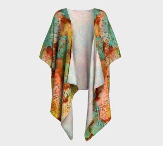 Paprika Drift Ink #18 Draped Kimono preview