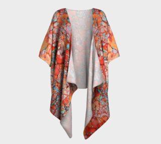 Hot Spots Ink #21 Draped Kimono preview