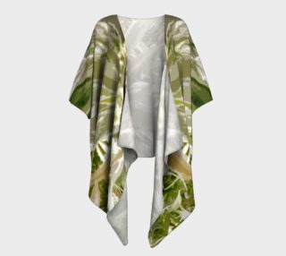 Hemp #1 Draped Kimono preview