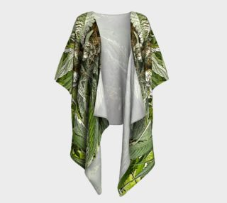 Hemp #2 Draped Kimono preview