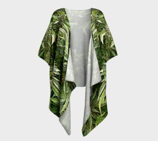 Hemp #4 Draped Kimono preview