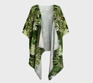 Hemp #4 Draped Kimono preview