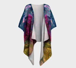 Aperçu de Rainbow Blossom Kimono