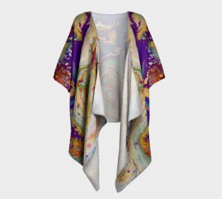 Aperçu de Purple Fire Kimono