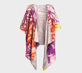 Aperçu de Rose Medley 1 Kimono