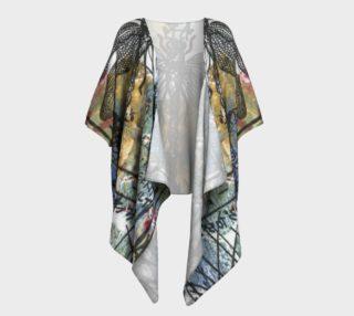 Aperçu de Dragon Fly Blue Kimono
