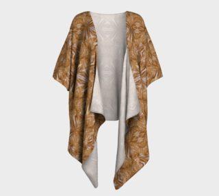 leafmotif draped kimono preview