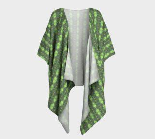 Bamboozled Draped Kimono preview