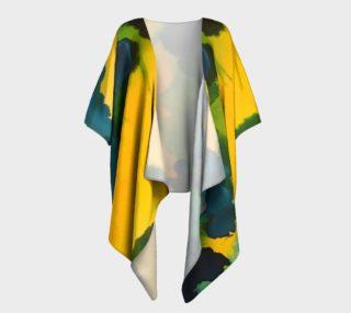 Alabama Draped Kimono preview